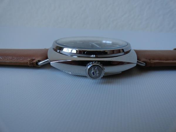 Panerai Radiomir California replica orologio vista laterale