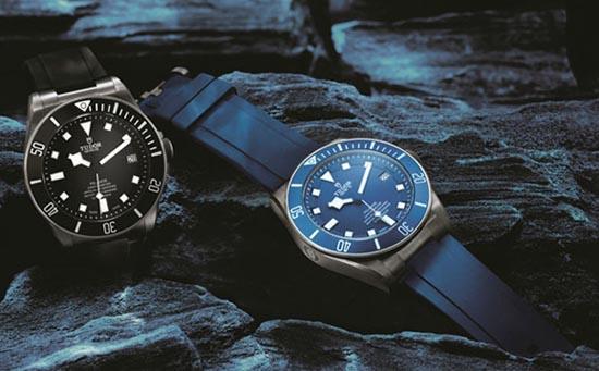 Serie Tudor Pelagos di vigilanza del movimento subacqueo autoprodotto