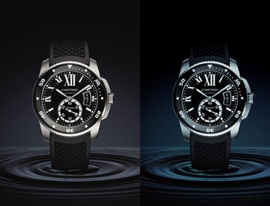 orologio subacqueo Cartier Yucca Li Bo