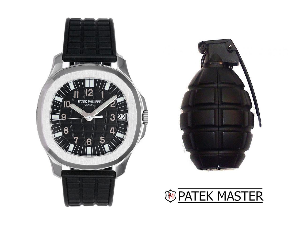 Patek-Aquanaut-bomba-ananas