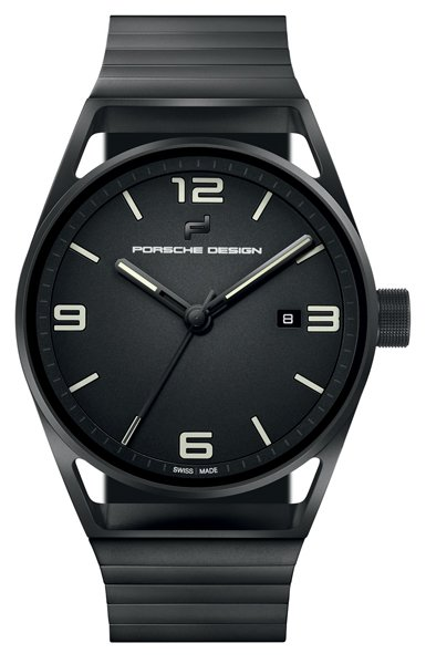 novità di Baselworld Porsche Design 1919 Eternity All-Black Replica Edition