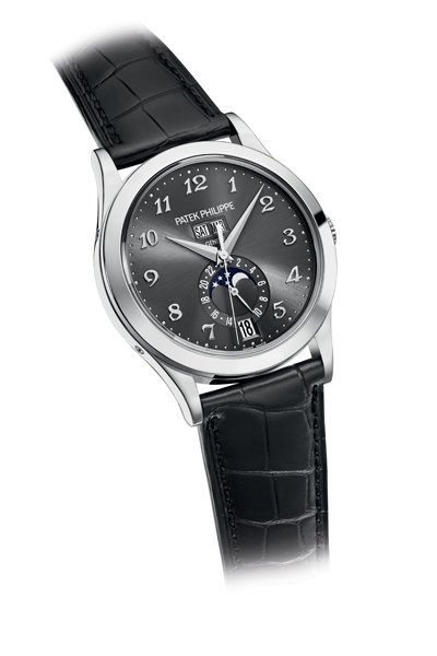 Repliche Patek Philippe Complications Annual Calendar Moon Phase Orologio Ref. 5396