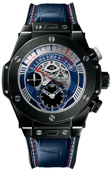 Fabbricato in Svizzera Falso Hublot Replica Big Bang Unico Retrograde Chronograph Euro 2016