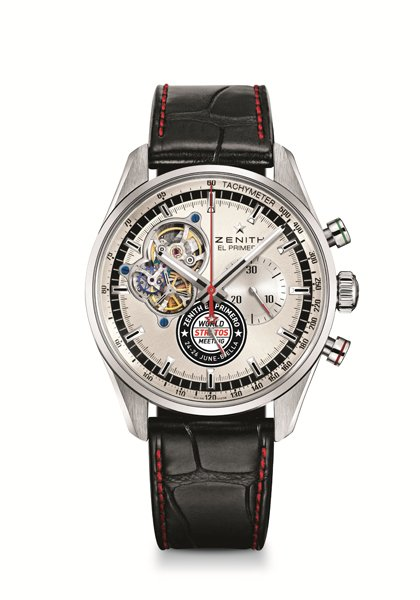 Repliche Migliore Zenith El Primero Chronomaster World Stratos Meeting Tourbillon