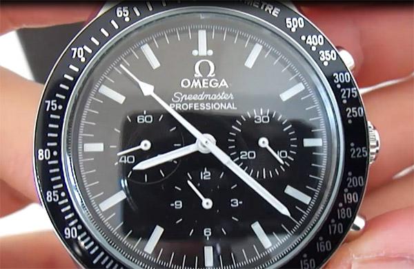 Alta qualità Omega Speedmaster Professional Moonwatch Cronografo Orologi