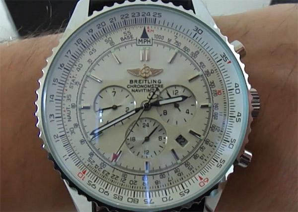 Migliore qualità Breitling Navitimer 01 Cronografo Replica Orologi