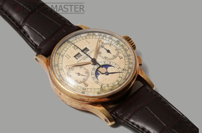 Patek Philippe Grand Complications 5270 Perpetual Calendar Chronograph Replica Orologi
