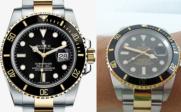 Differenze Tra Rolex Submariner Replica Vs Reale