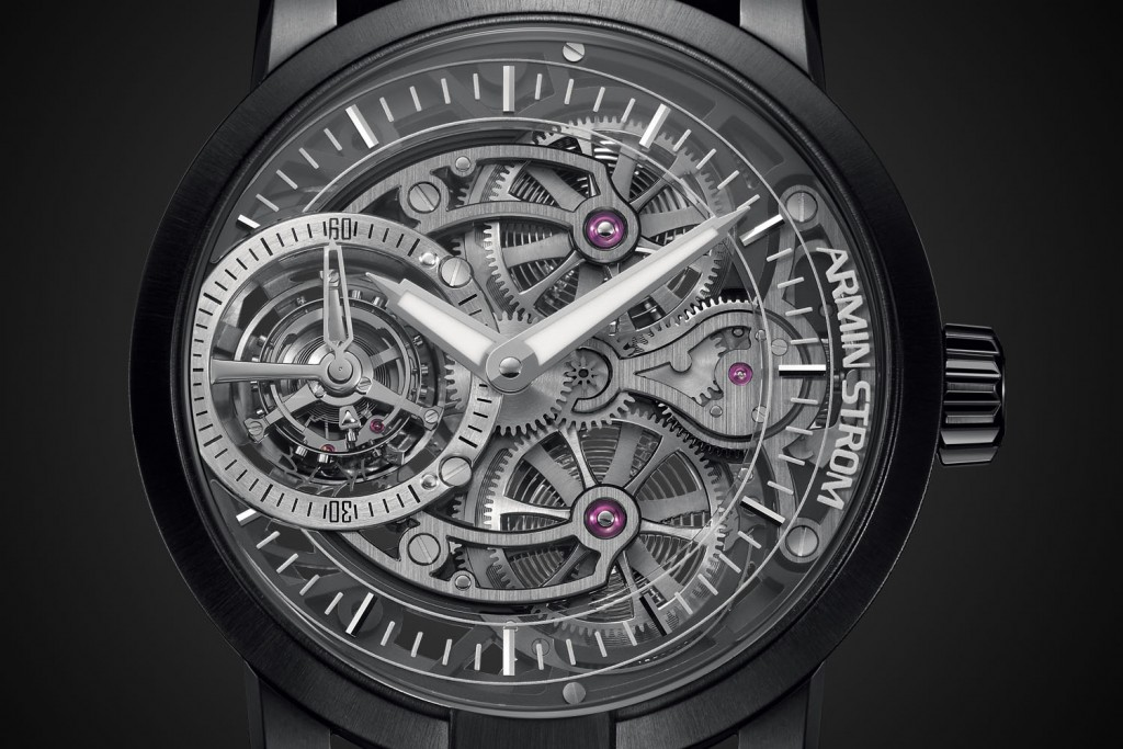 Baselworld 2016: Armin Strom Tourbillon Skeleton Earth Orologi Replica