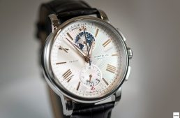 Svizzero Replica Montblanc 4810 TwinFly Chronograph 110 Years Edition Orologi