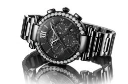 Alta qualità Anteprima Baselworld 2013: Chopard Imperiale Chrono All Black Grado superiore