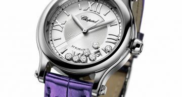 Trusty Replica Baselworld 2013 Chopard Happy Sport Medium Automatic Replica