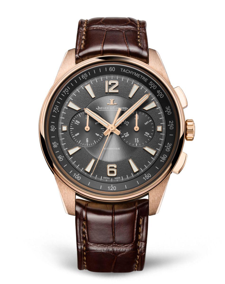 Jaeger-LeCoultre Polaris Chronograph oro rosa