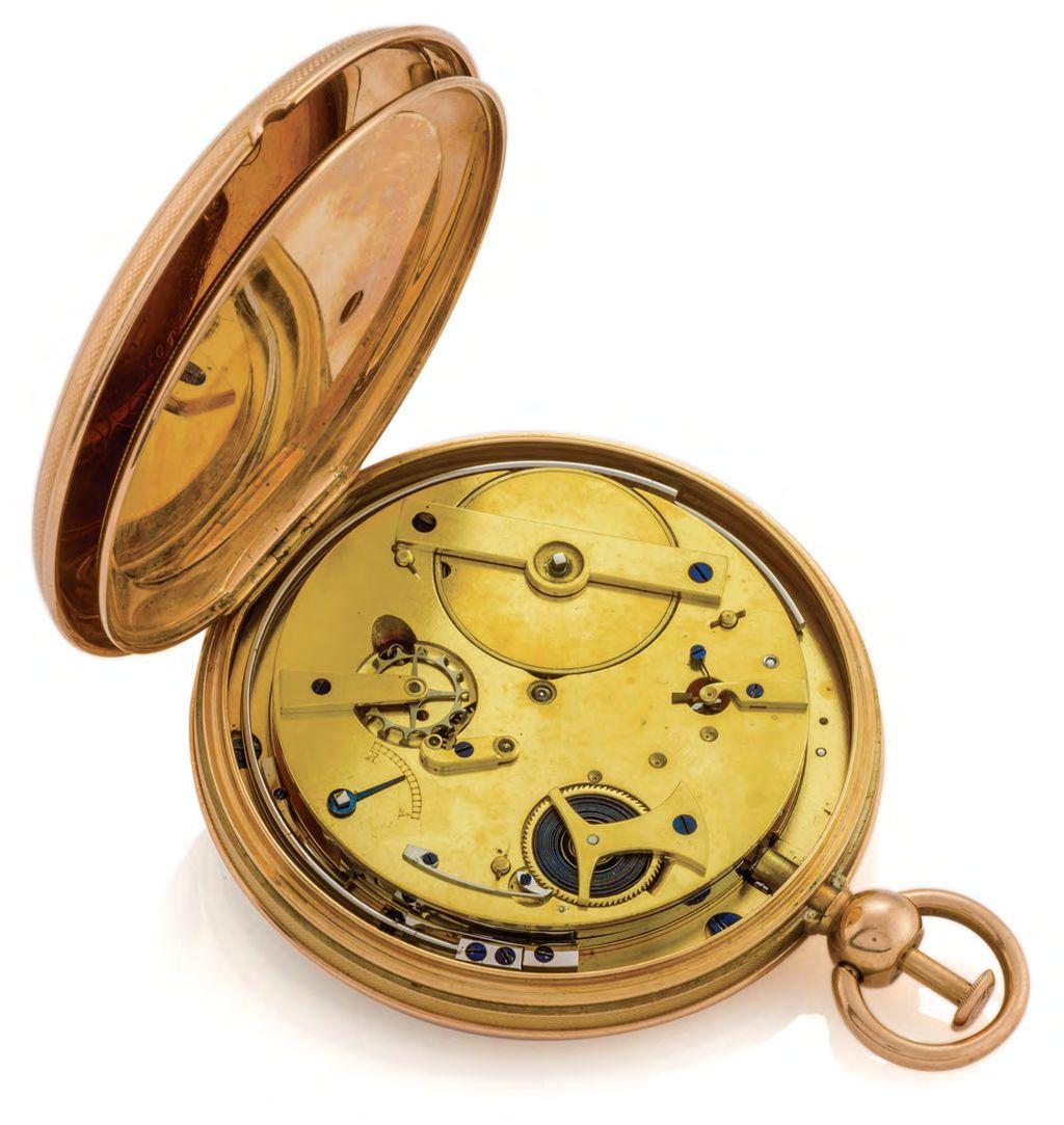 movimento Breguet N° 3104 orologio ripetizione