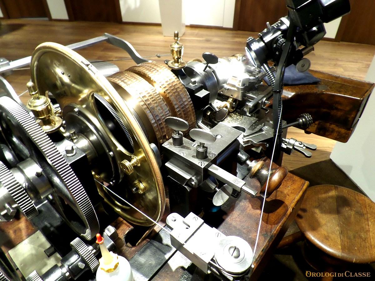 foto macchina guillochè stand Breguet Zurich Replica Baselworld 2015