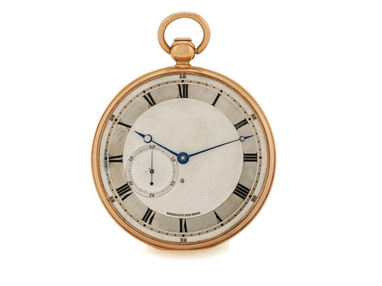 orologio 1/48 Breguet Alize Replica N° 3104 del 1818