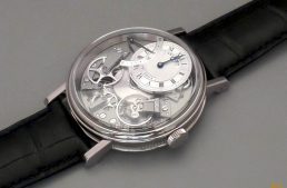 Swiss Made Replica Vedo Complicato: Breguet Tradition Automatique Seconde Rétrograde 7097