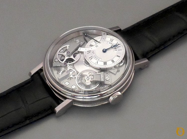 orologio Breguet Óra Árak Replica Tradition Automatique Seconde Rétrograde 7097