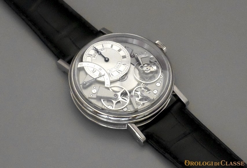 foto live Breguet Orologi Prezzi Replica Tradition Automatique Seconde Rétrograde 7097