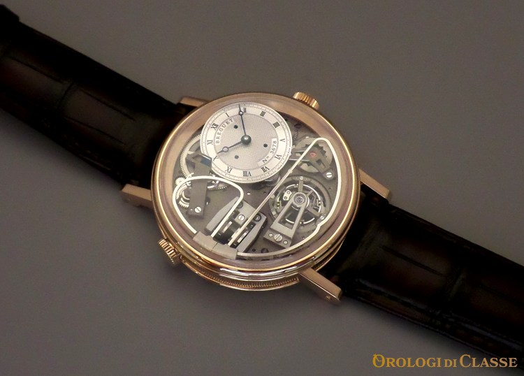 foto live Breguet Hora Mundi Price Replica Tradition Répétition Minutes Tourbillon 7087