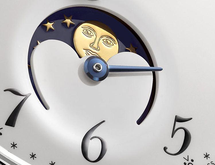 le fasi lunari Classique Phase de Lune Dame 9088