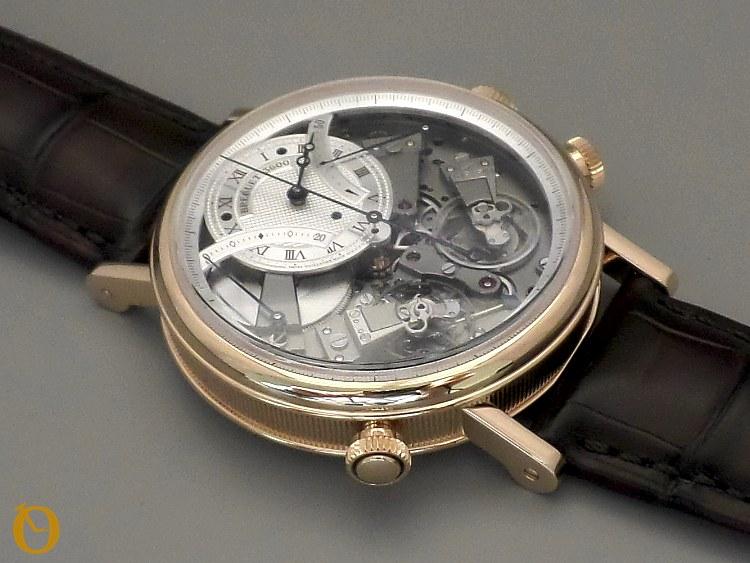 foto cronografo Breguet Zegarki Replica Tradition 7077