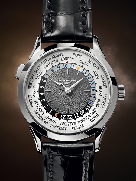 le Nuove Ore del Mondo Patek Philippe World Time Replica Ref. 5230