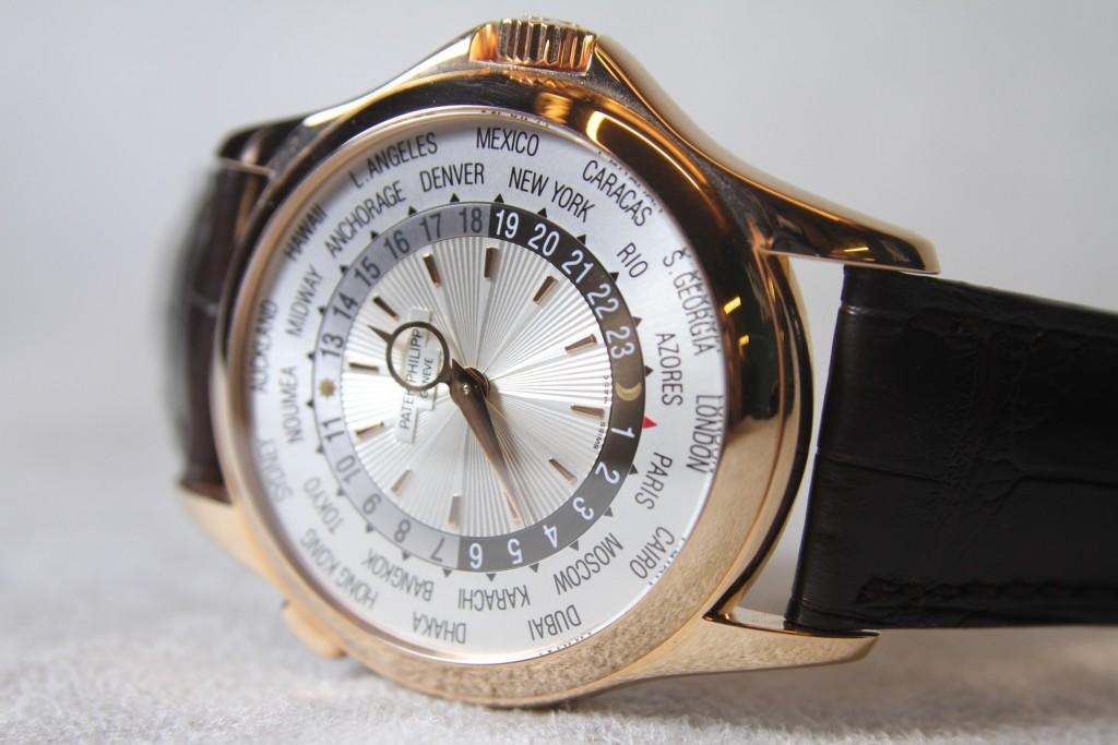 2016 Nuovo Buona qualità Patek Philippe World Time Replica Orologi