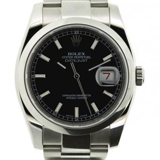 Acciaio inossidabile Rolex Datejust 116200 Replica Orologio