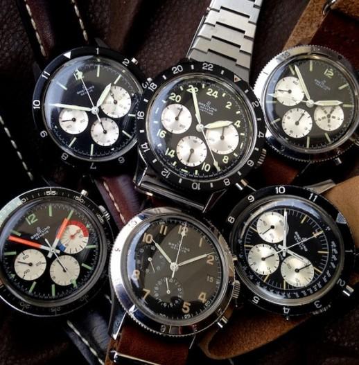 Fabbricato in Svizzera Breitling Transocean Chronograph 38 Falso Orologio