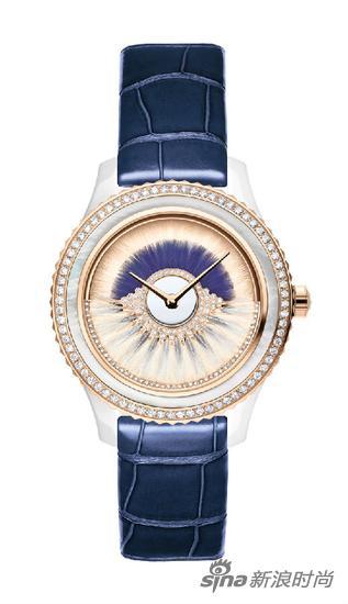 Replica orologi Le signore da polso alla moda hanno questi elementi di