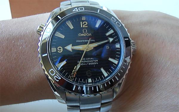 Il bello Maschile Replica Orologi Omega Seamaster James Bond 007 Skyfall