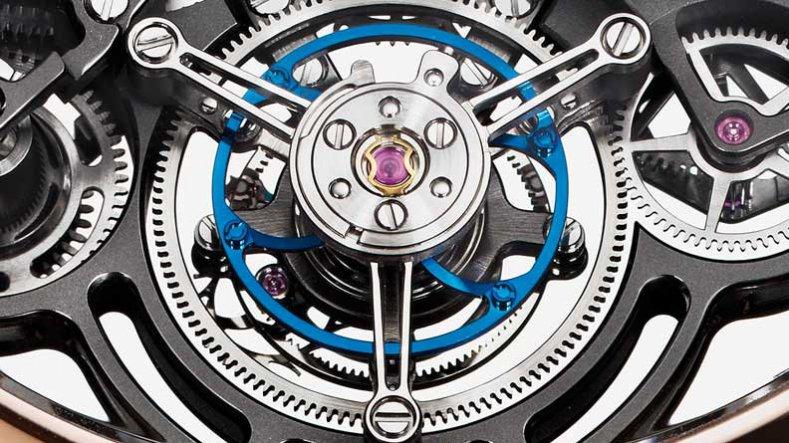 Bovet Pininfarina OttantaSei Tourbillon 10-Day Scheletro Orologi Replica