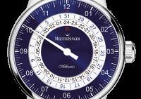 Orologio Quadrante Blu Acciaio inossidabile MeisterSinger Replica