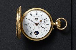 2 Orologi da Tasca Antichi Jaeger-LeCoultre Astronomici Orologi Replica Onine Shopping
