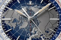 Jaeger-LeCoultre Introduce la Collezione Geophysic Eta Movement Replica