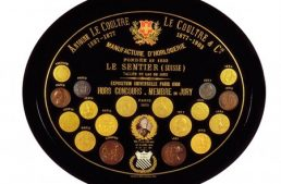 12 Orologi da tasca d'Epoca di proprietà Jaeger-LeCoultre Swiss Made Replica
